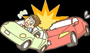 交通事故のイメージ|入間市しかくら整骨院